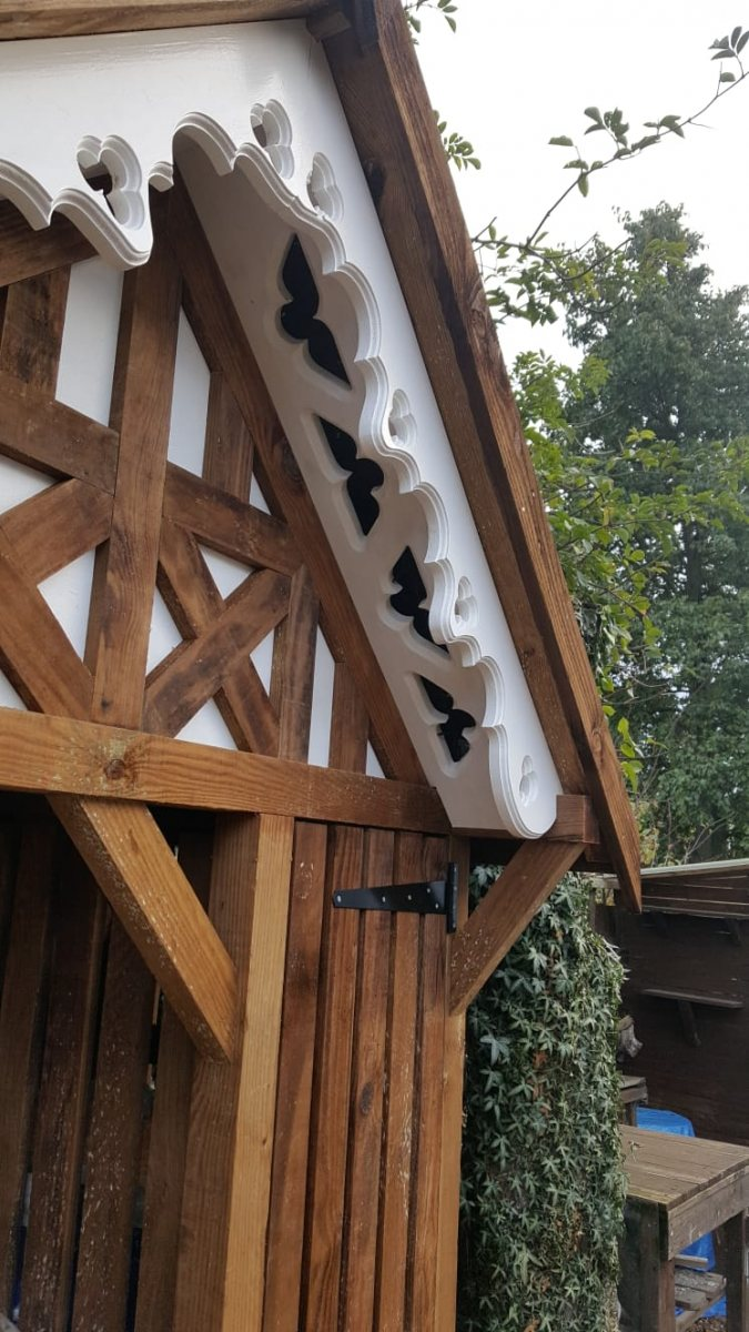 ornamental and pierced bargeboards soffits